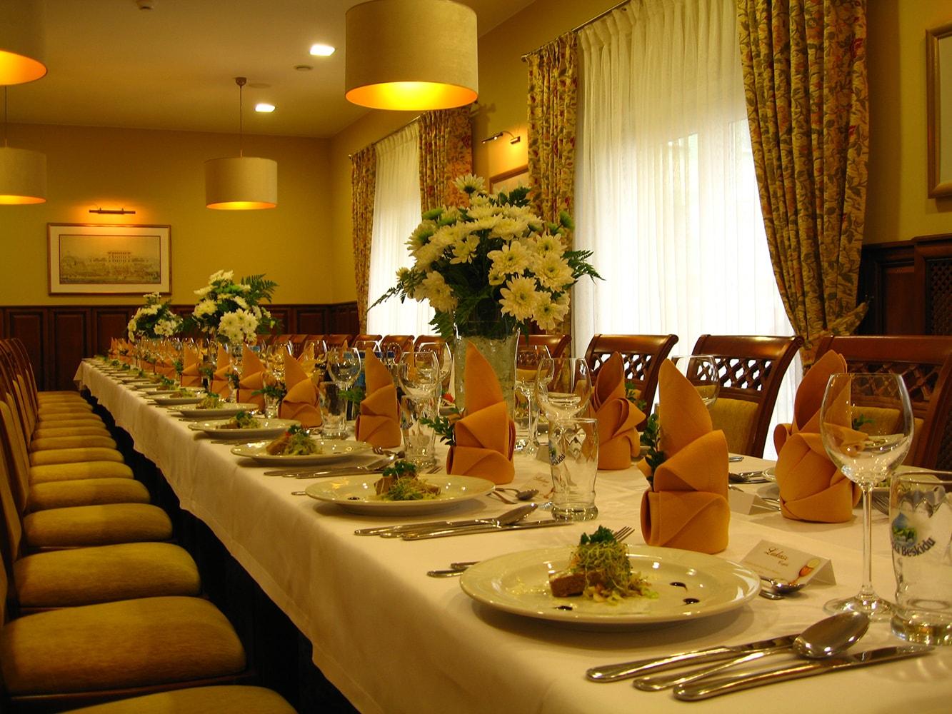 Hotel Wilga - Restauracja