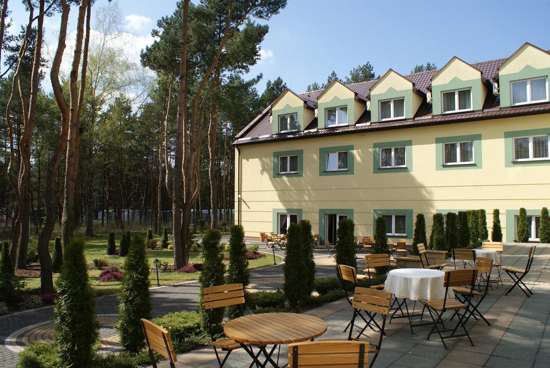 Hotel Wilga blisko lotniska Pyrzowice